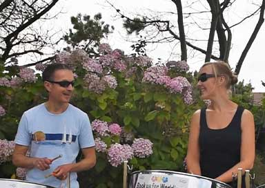 Simply Steel - Steel Pan Duo