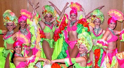 The Caribbean Dancers - Caribbean Dance Group