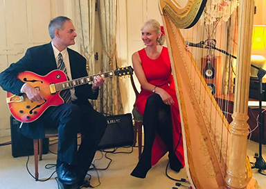 The Harp and Guitar Duo - Harp and Guitar Duo with Vocals