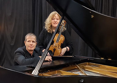 The Midlands Violin and Piano Duo - Violin & Piano Duo