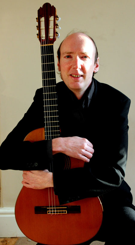Damien Hagan - Classical Guitarist
