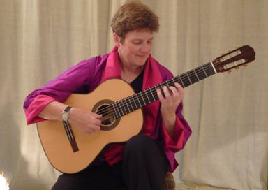Anna Strong - Classical Guitarist