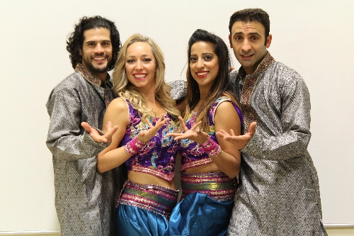 The Breakdance & Bollywood Dancers - Dancers