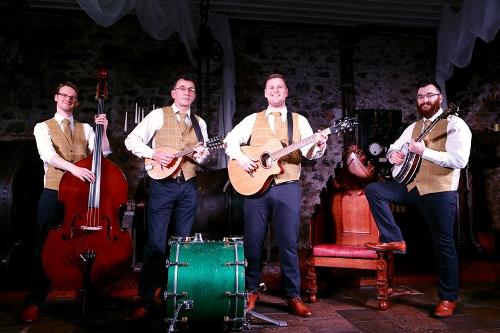 The Northern Ireland Folk Wedding Band - Wedding Band