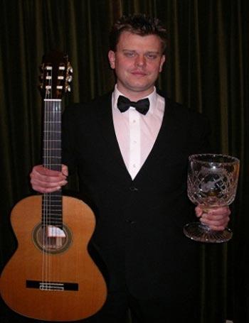 Andrew Daniels - Classical Guitarist