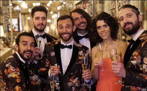 The London Italian Singer - Italian Singer & Band