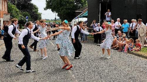 The Lindy Hoppers - Lindy Hop Dance Troupe
