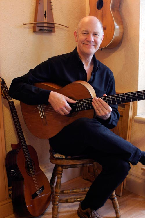 Mark Stevens - Classical Guitarist