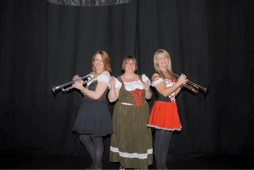 The Scottish Oompah Band - Oompah Band
