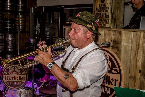 The Staffordshire Oompah Band - Oompah Band