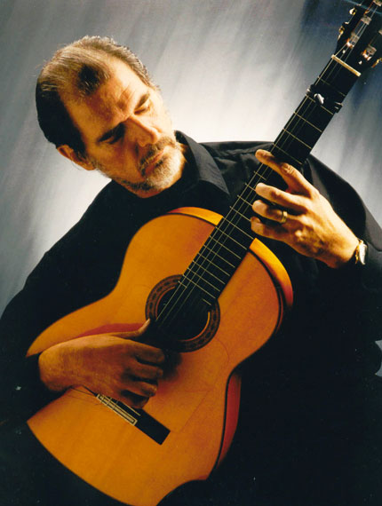 Nick Haines - Spanish Guitarist