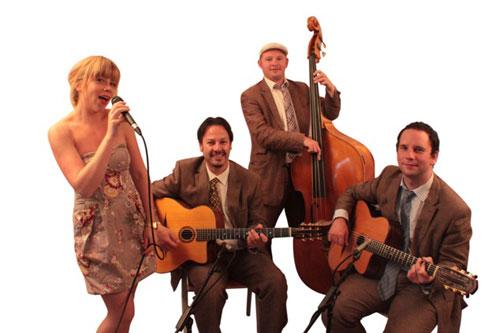 Sussex Swing - Gypsy Swing Group