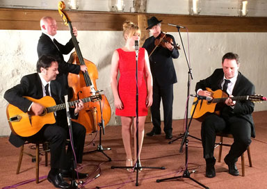 Sussex Swing - Gypsy Swing Group