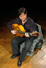 Pablo Cortez - Flamenco Guitarist
