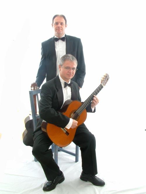 The Wood Duo - Guitar Duo