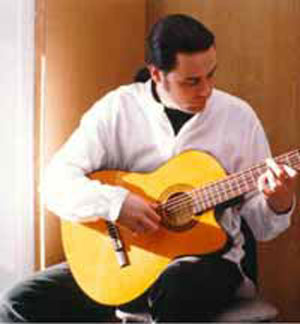 The Glasgow Spanish Guitarist - Spanish Guitar Player