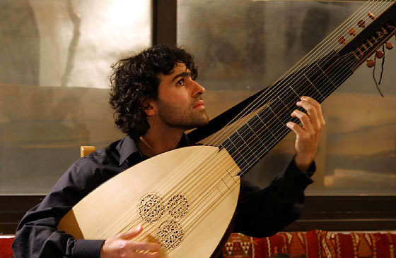 The Early Music Duo - Theorbo and Baroque Violin Duo