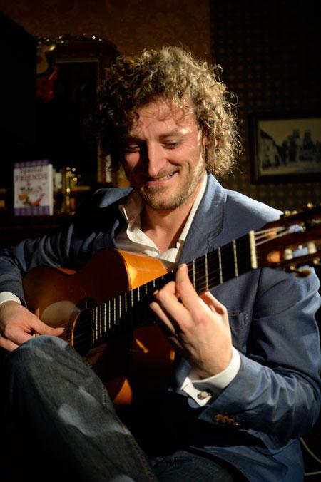 Daniel Buckland - Wedding Guitarist