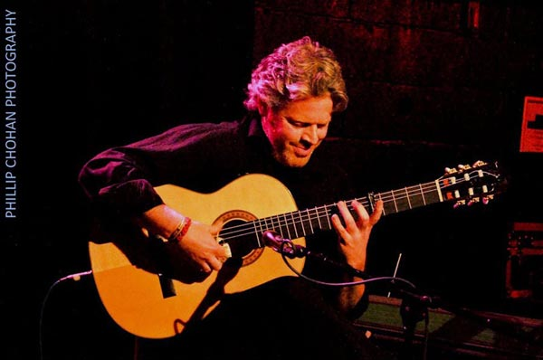 The Manchester Flamenco Guitarist - Spanish & Flamenco Guitarist