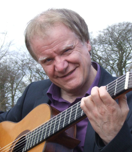 The Lancashire Spanish Guitarist - Spanish Guitarist
