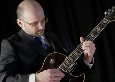 John Youngs - Jazz Guitarist