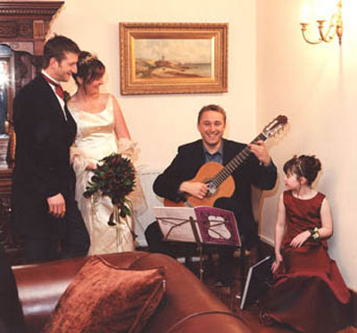 Phil Marks - Wedding Guitarist