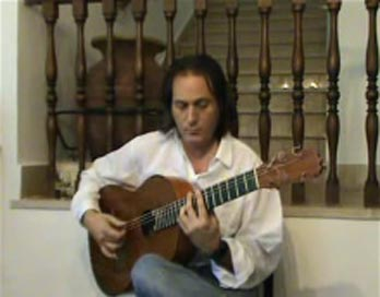 Juan Andreas - Flamenco Guitarist
