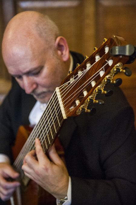 James Kendall - Wedding Guitarist