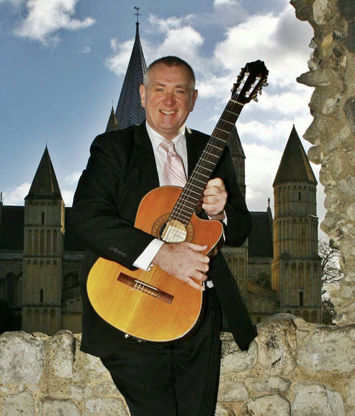 Shane Murdon - Wedding Guitarist