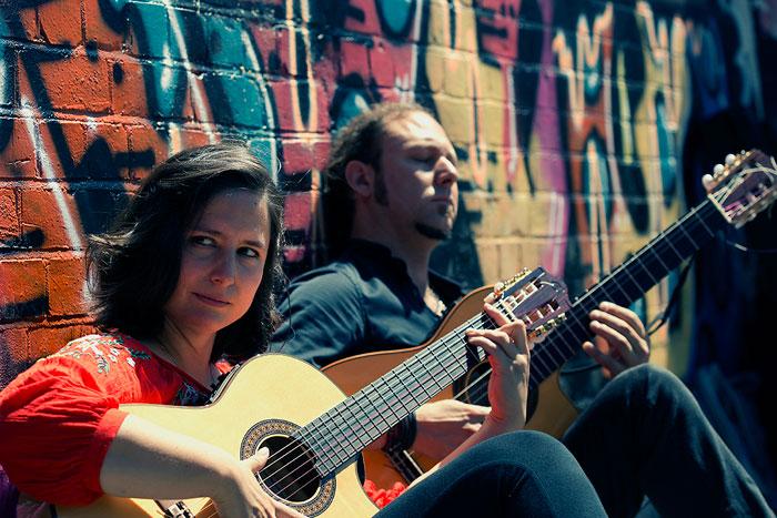 Latin Fire - Latin Guitar Duo