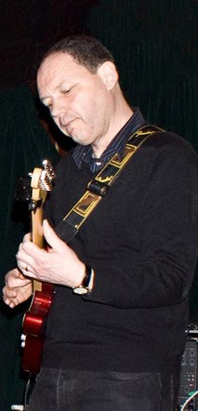 Mike Riding - Jazz Guitarist