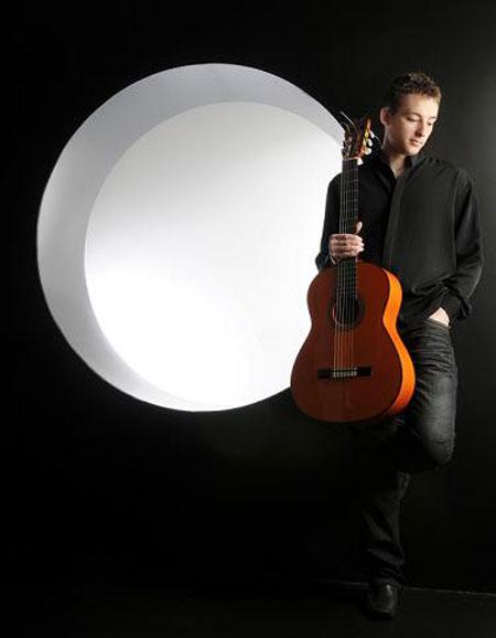 Andre Roberts - Flamenco Guitarist