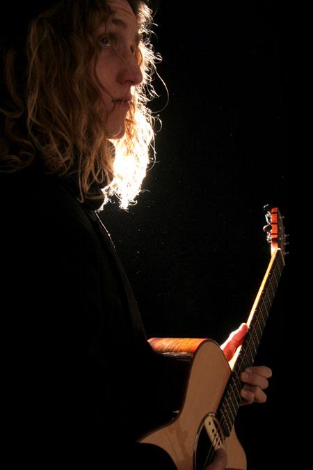 Edward West - Acoustic Guitarist