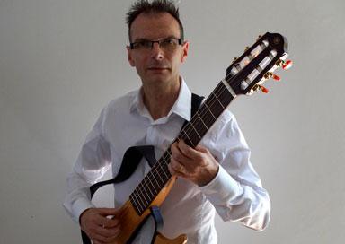 Andrew Scott - Wedding Guitarist