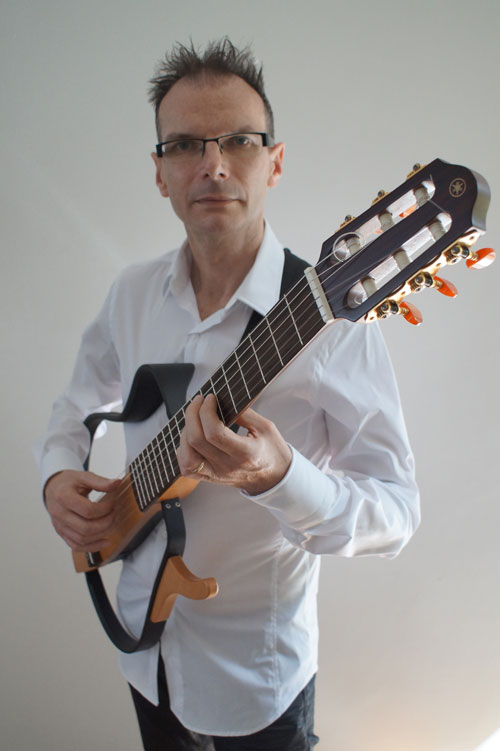 Andrew Scott - Wedding Guitarist