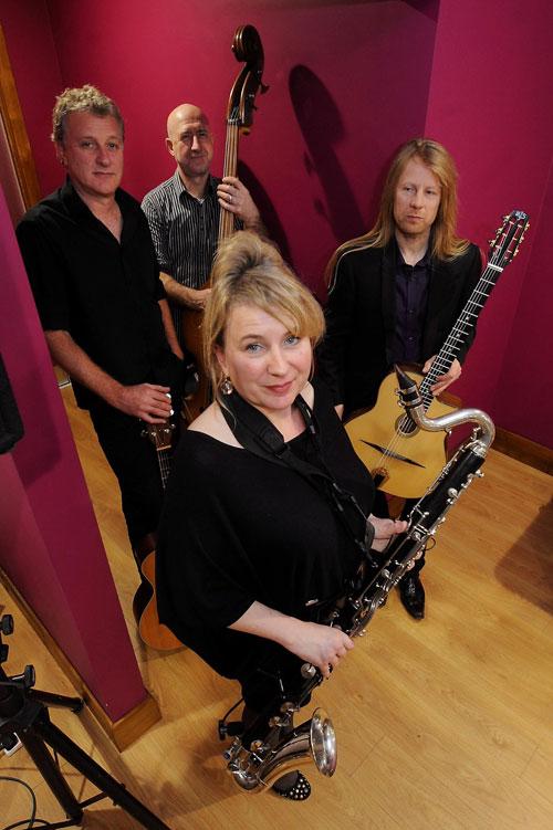 Cardiff Swing - Gypsy Jazz Group