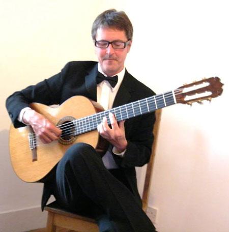Russell Stevenson - Classical Guitarist