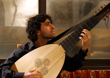 The Theorbo Player picture