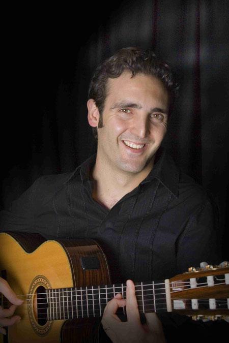 The Surrey Latin Guitarist - Italian & Latin Jazz Guitarist