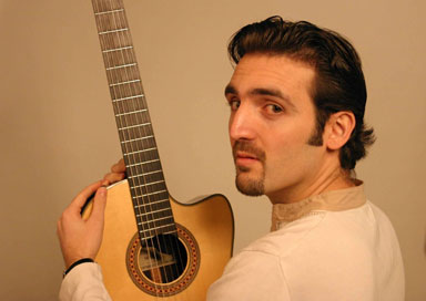 The Surrey Latin Guitarist - Italian & Latin Jazz Guitarist