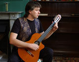 Anton Pritchell - Classical Guitarist