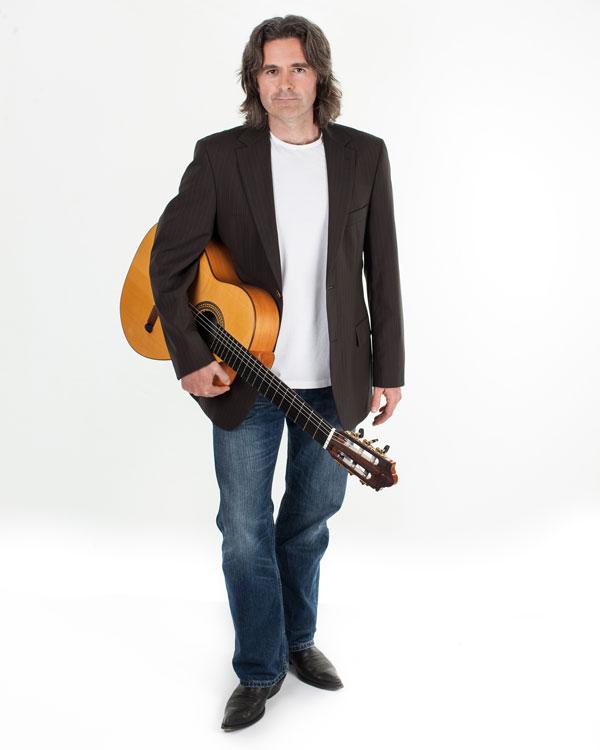 Marcus Baines - Spanish Guitarist