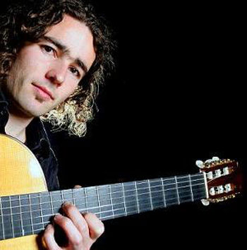 Jerry Coulthard - Classical Guitarist