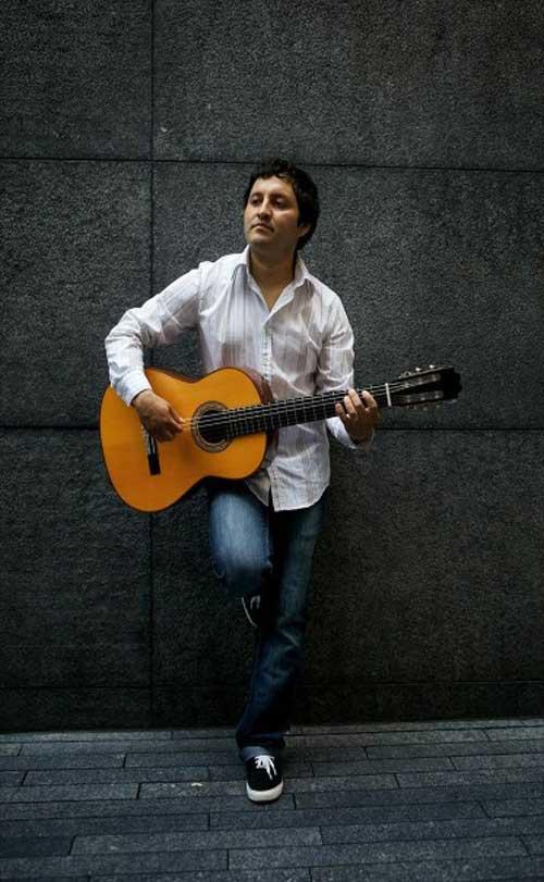 Jesu Braga - Flamenco Guitarist