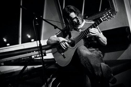 Damian Smith - Classical Guitarist