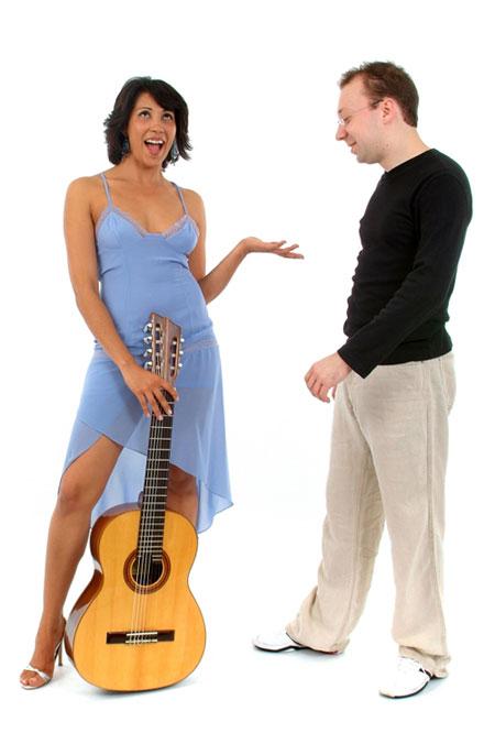 The Jobim Duo - Acoustic Brazilian Duo
