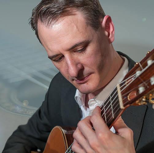 Thomas Anson - Classical Guitarist