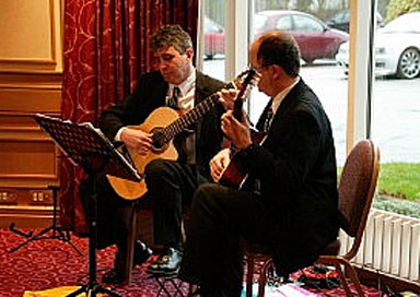 The Yorkshire Guitar Duo picture