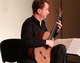 Steve Becks - Classical Guitarist