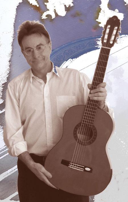 Joe Farley - Classical Guitarist